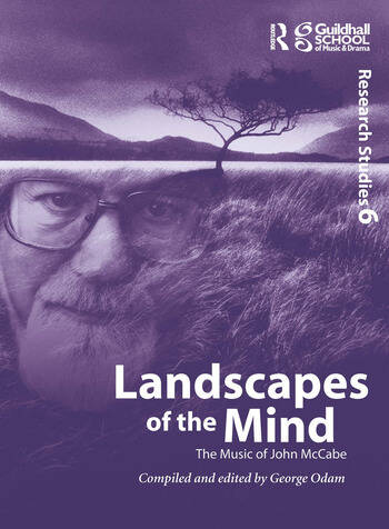 Landscapes of the Mind: The Music of John McCabe book cover