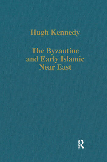 The Byzantine and Early Islamic Near East book cover