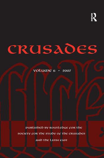 Crusades Volume 6 book cover