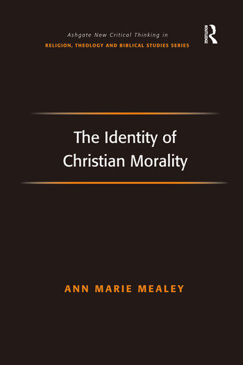 The Identity of Christian Morality book cover