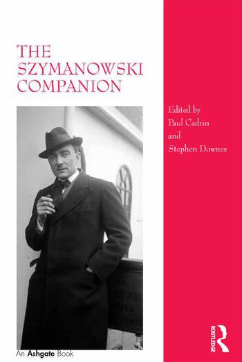 The Szymanowski Companion book cover