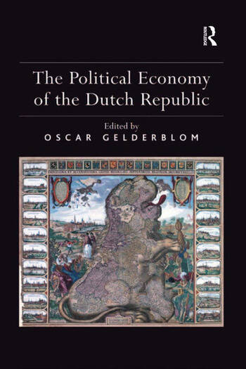 The Political Economy of the Dutch Republic book cover