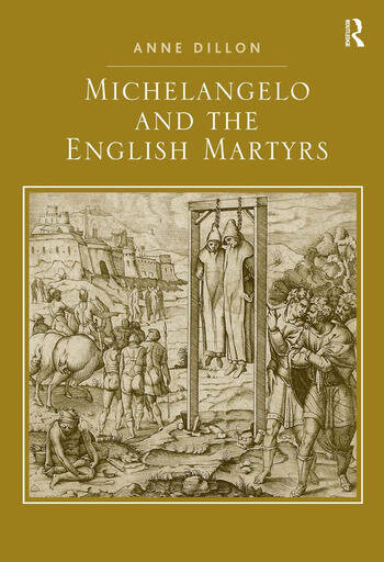 Michelangelo and the English Martyrs book cover
