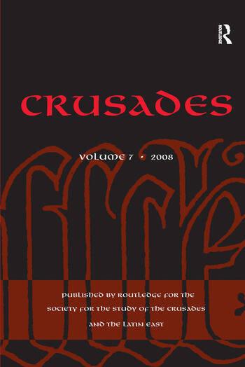 Crusades Volume 7 book cover