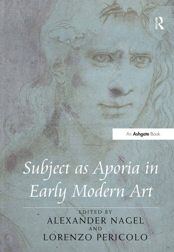 Subject as Aporia in Early Modern Art book cover