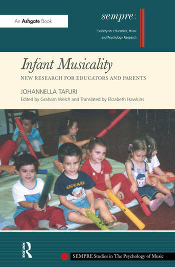 Infant Musicality New Research for Educators and Parents book cover