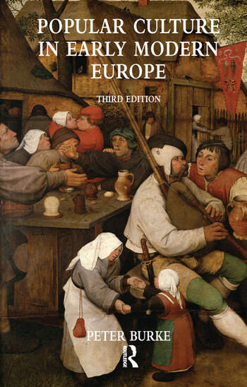Popular Culture in Early Modern Europe book cover