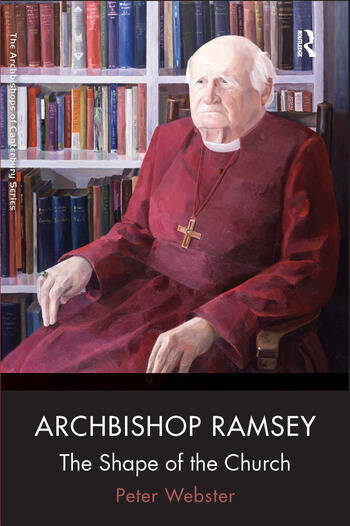 Archbishop Ramsey The Shape of the Church book cover