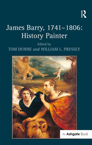 James Barry, 1741–1806: History Painter book cover