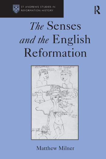 The Senses and the English Reformation book cover