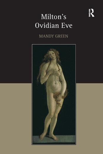 Milton's Ovidian Eve book cover