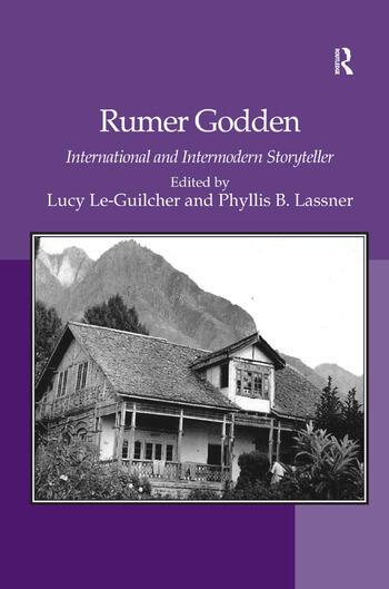 Rumer Godden International and Intermodern Storyteller book cover