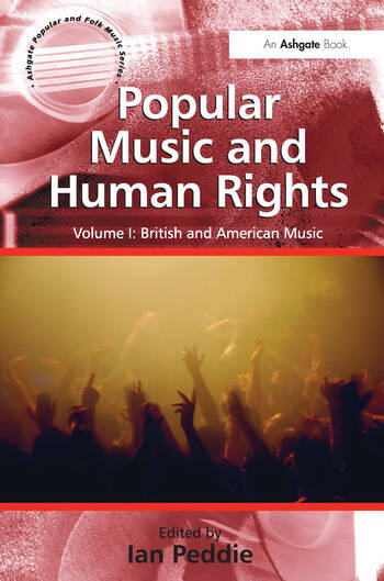 Popular Music and Human Rights 2 volume set book cover