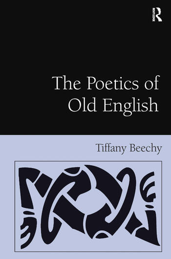 The Poetics of Old English book cover