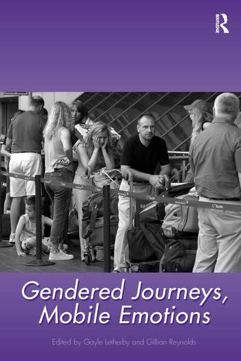 Gendered Journeys, Mobile Emotions book cover