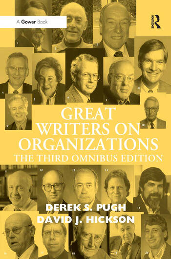 Great Writers on Organizations The Third Omnibus Edition book cover