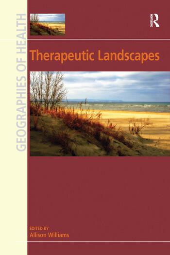 Therapeutic Landscapes book cover