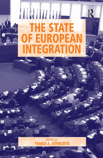 The State of European Integration book cover