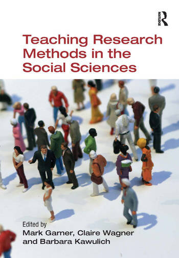 Teaching Research Methods in the Social Sciences book cover