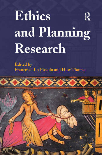 Ethics and Planning Research book cover