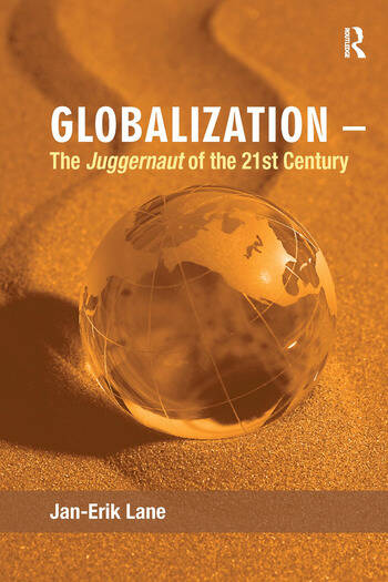 Globalization – The Juggernaut of the 21st Century book cover