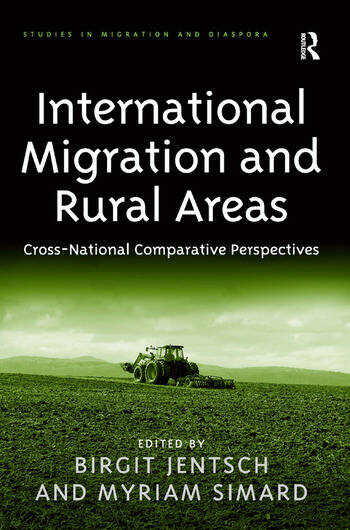 International Migration and Rural Areas Cross-National Comparative Perspectives book cover
