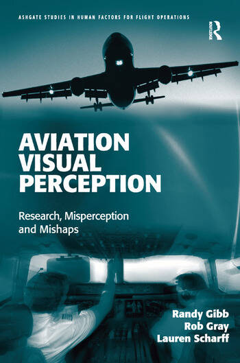 Aviation Visual Perception Research, Misperception and Mishaps book cover