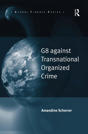 G8 against Transnational Organized Crime book cover