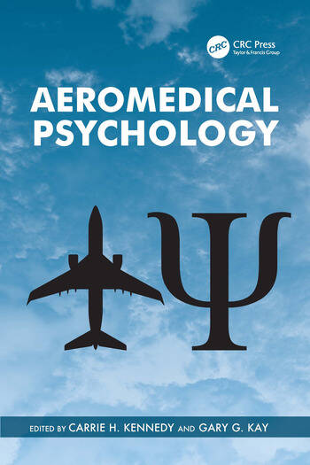 Aeromedical Psychology book cover