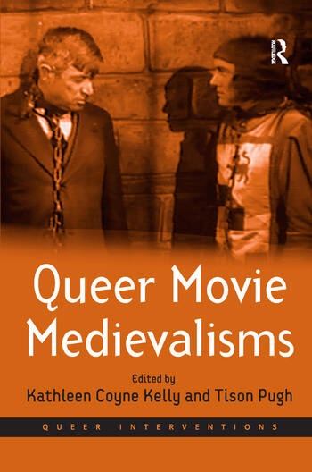 Queer Movie Medievalisms book cover