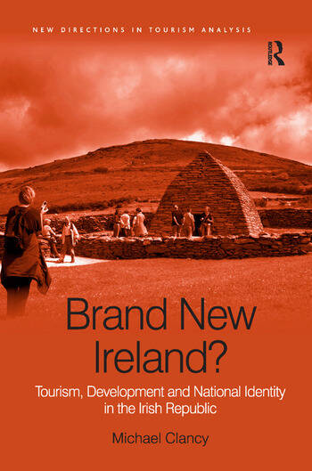 Brand New Ireland? Tourism, Development and National Identity in the Irish Republic book cover