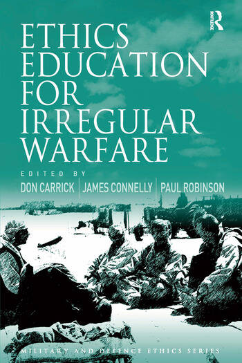Ethics Education for Irregular Warfare book cover