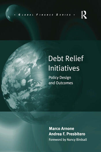 Debt Relief Initiatives Policy Design and Outcomes book cover