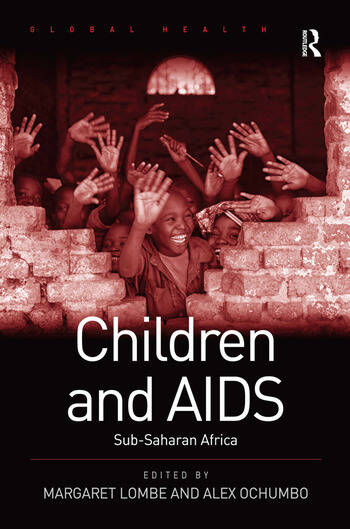 Children and AIDS Sub-Saharan Africa book cover