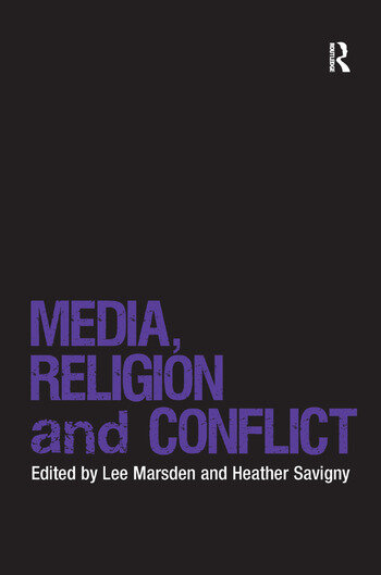 Media, Religion and Conflict book cover
