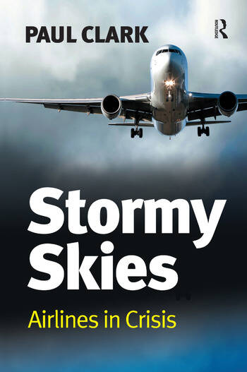 Stormy Skies Airlines in Crisis book cover