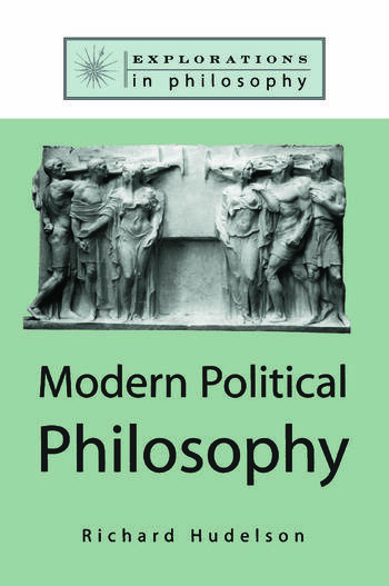 Modern Political Philosophy book cover