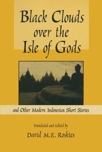 Black Clouds Over the Isle of Gods And Other Modern Indonesian Short Stories book cover