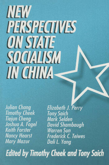 New Perspectives on State Socialism in China book cover