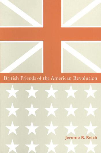 British Friends of the American Revolution book cover