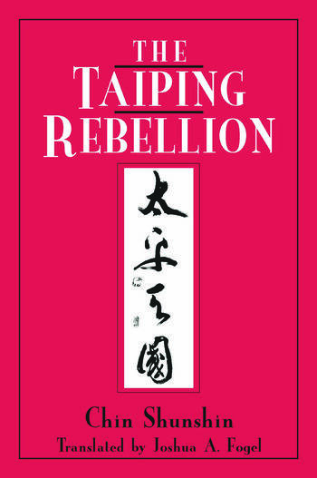 The Taiping Rebellion book cover
