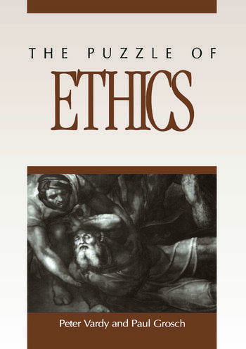 The Puzzle of Ethics book cover