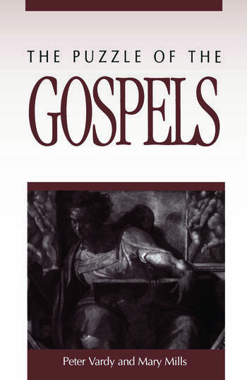 The Puzzle of the Gospels book cover