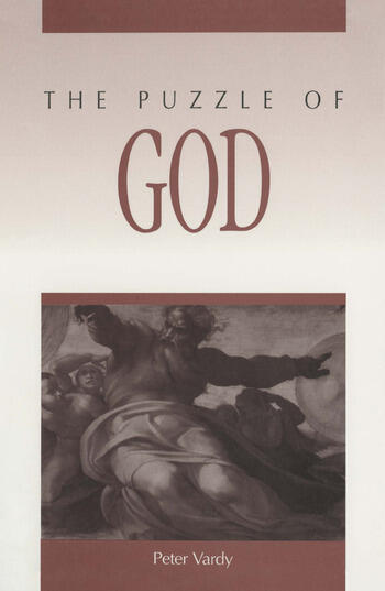 The Puzzle of God book cover