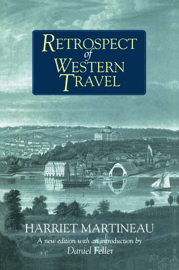 Retrospect of Western Travel book cover
