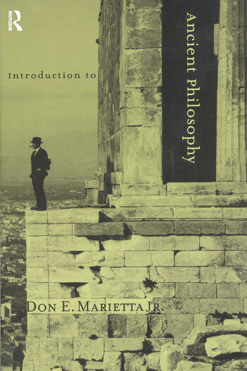 Introduction to Ancient Philosophy book cover