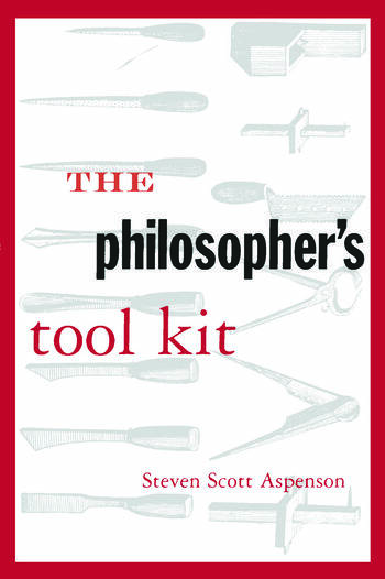 The Philosopher's Tool Kit book cover