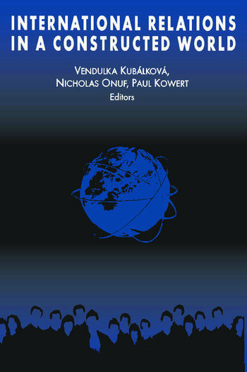 International Relations in a Constructed World book cover