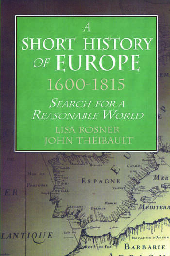 A Short History of Europe, 1600-1815 Search for a Reasonable World book cover