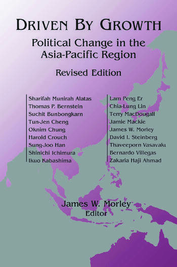 Driven by Growth Political Change in the Asia-Pacific Region book cover